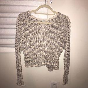 UO long sleeve sweater